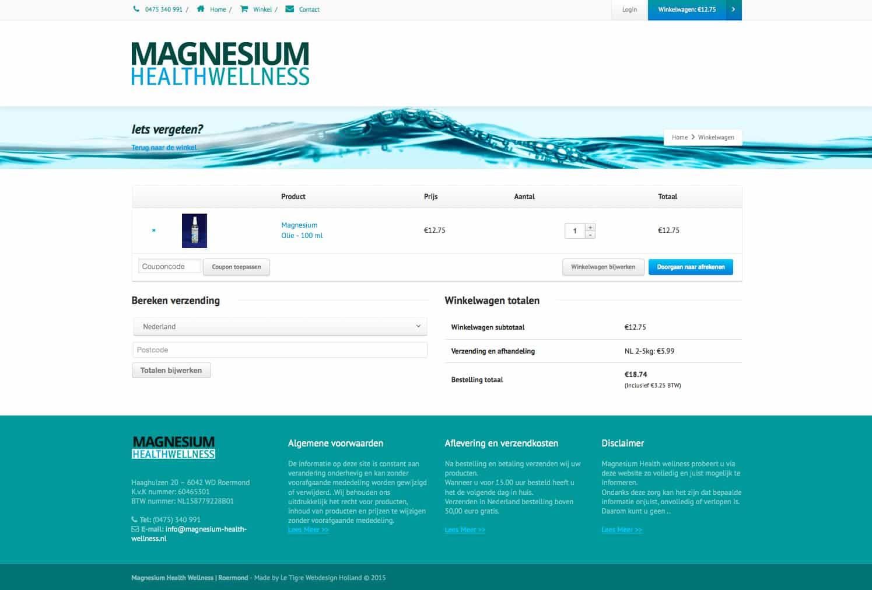 Magnesium-bestellen