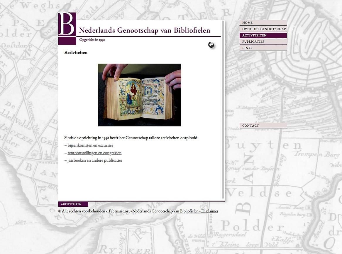 activiteiten-bibliofielen