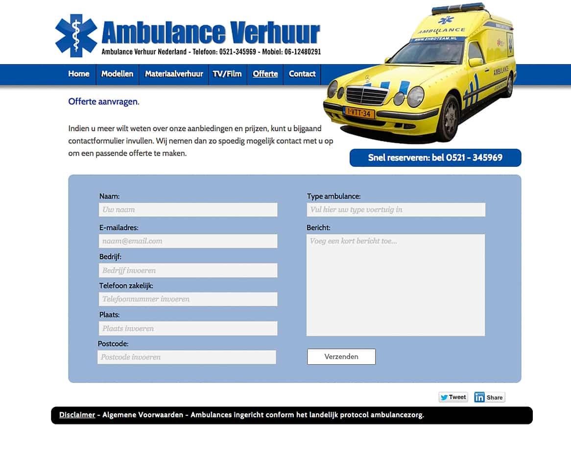 offerteaanvraag-ambulanceverhuur
