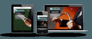 Escare beschermingsbewindvoerder Responsive Webdesign - Website maken