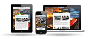 Taxi Den Bosch Responsive Webdesign - Website maken